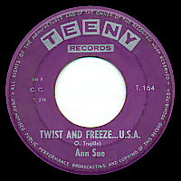 Twist And Freeze… U.S.A.