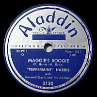 Maggie's Boogie